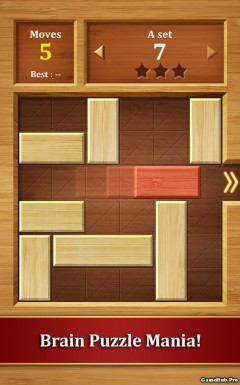 Tải game Move the Block - Slide Puzzle đã Unlock Android