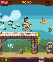 Tải game Mr and Mrs Tarzan - Ông bà Tarzan cho Java