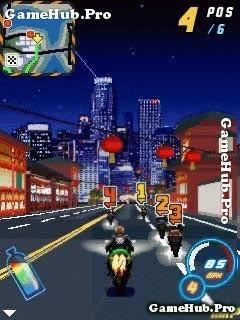 Tải game Nitro Street Racing 2 - Hack mở khóa Xe Java