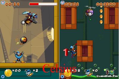 Tải game PK Phantom Duck - Tiêu diệt khủng bố cho Java