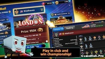 Tải game Pool 2017 - Đá Bi-A Offline cực hay cho Android