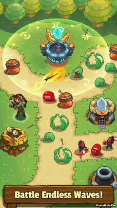 Tải game Realm Defense - Hero Legends TD Thủ Tháp Android
