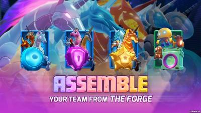 Tải game Robot Unicorn Attack 3 - Ngựa phiêu lưu Mod Android