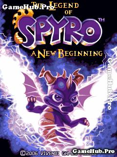 Tải game Spyro A New Beginning - Rồng phiêu lưu cho Java