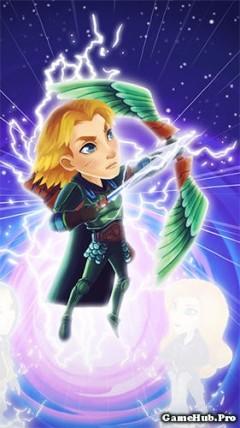 Tải game Taps Dragons - Nhập vai anh hùng cho Android