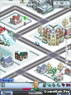 Tải game The Sims 3 - Winter Edition Hack Full Tiền Java