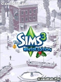 Tải game The Sims 3 - Winter Edition mô phỏng cho Java