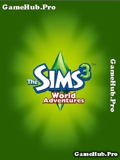 Tải game The Sims 3 - World Adventures việt hóa Java