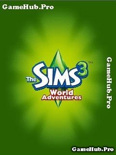 Tải game The Sims 3 - World Adventures việt hóa Java