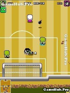Tải game Toon Cup - Bóng đá hoạt hình cho Java miễn phí