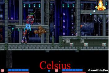 Tải game Transformers - Bom tấn của Glu Mobile cho Java