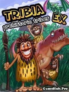 Tải game Tribia Prehistoric Tribes EX - Cổ đại cho Java