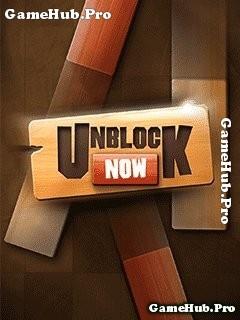 Tải game Unblock Now - Bỏ chặn khối gỗ trí tuệ Java