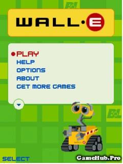 Tải game WALL-E - Máy phân loại rác thải cho Java miễn phí