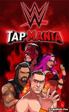 Tải game WWE Tap Mania - Đối kháng thẻ Superstar Android