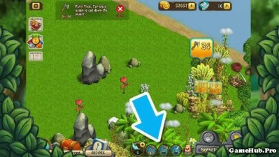Tải game Zombie Castaways - Mô phỏng Mod full tiền Android