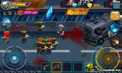 Tải game Zombie Fire - Bắn súng diệt Zombie Mod Android