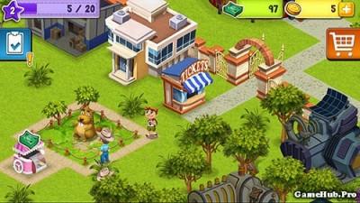 Tải game ZooCraft - Mô phỏng vườn sở thú cho Android