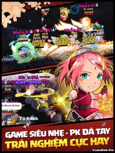 Tải game Làng Lá Phiêu Lưu Ký - LLPLK cho Android, iOS, PC