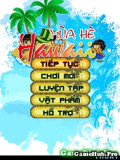 Mùa Hè Hawaii