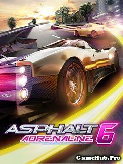 Tải Game Asphalt 6: Adrenaline Cho Điện Thoại