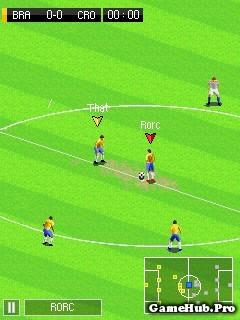 Tải Game Real Football 2015 TV, Mod Tên Cầu Thủ