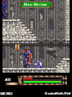 Tải Game Castlevania : Aria Of Sorrow Crack Cho Java