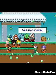 Tải Game Dragon Ball: Saiyan School 3 v2 – Huyền Thoại Goku