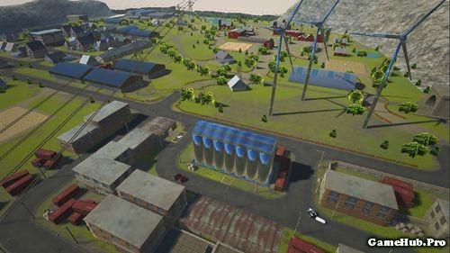 Tải Game Farming PRO 2015 Apk Cho Android Nông Trại Mới