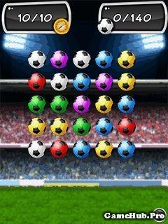 Tải Game Football Jewel 2014 - Xếp Hình Bóng Đá Java