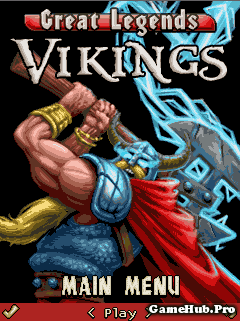 Tải Game Great Legends: Vikings Crack Cho Java miễn phí