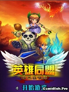 Tải Game Hero League: Dark Summoner Việt Hóa Cho Java