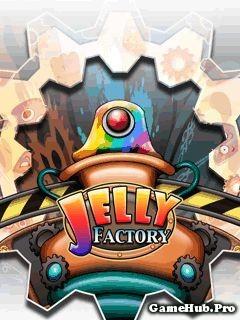 Tải Game Jelly Factory - Xếp Thạch Kim Cương Cho Java