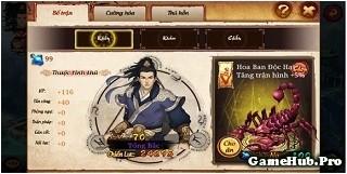 Tải Game Kiếm Hiệp 3.2 Phong Hỏa Liên Thành Android IOS