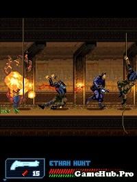 Tải Game Mission Impossible III - Nhập Vai Bắn Súng Java
