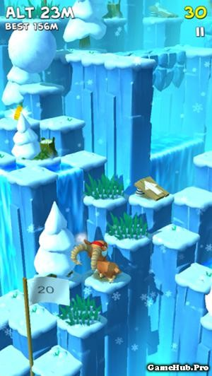 Tải Game Mountain Goat Mountain Apk Cho Android Hack Full