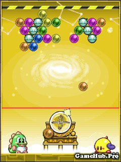Tải Game Puzzle Bobble Evolution Cho Java miễn phí