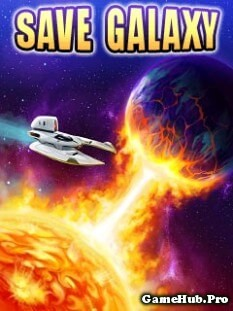 Tải Game Save Galaxy - Trí Tuệ by Net Lizard Cho Java