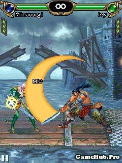 Tải Game Soul Calibur Mobile Crack Cho Java miễn phí