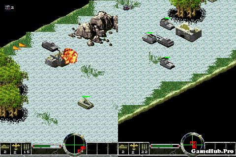 Tải Game Tank Chiến Đấu - Bắn Tank Cực Khủng Việt Hóa