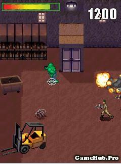 Tải Game The Incredible Hulk Người Xanh Cho Java