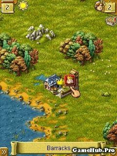 Tải Game Townsmen 6 Xây Dựng Thành Phố Cho Java