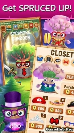 Tải Game Tree Story Apk Cho Android Hack Full Tiền