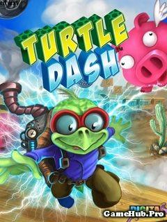 Tải Game Turtle Dash - Chú Rùa Phiêu Lưu Cho Java