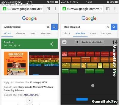 5 game Ẩn trên Google Chrome và Android bạn có biết ?