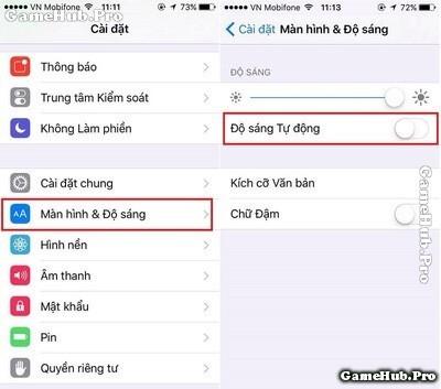 Hướng dẫn 7 cách tiết kiệm Pin trên iOS 9.3.3 cho iPhone