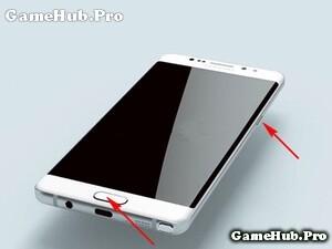 Hướng dẫn chụp ảnh màn hình trên Samsung Galaxy Note 7