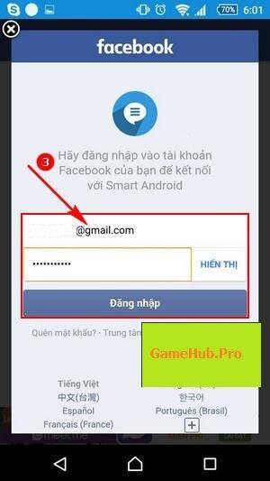Hướng dẫn duyệt Facebook nhanh hơn với Smart Facebook