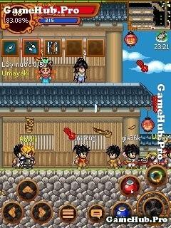 Hack Ninja School Online 137 Premium v9 Cho Java Android