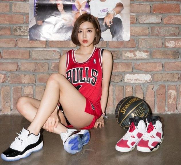 Hình ảnh đẹp của DJ Soda gợi cảm nhất Hàn Quốc full HD